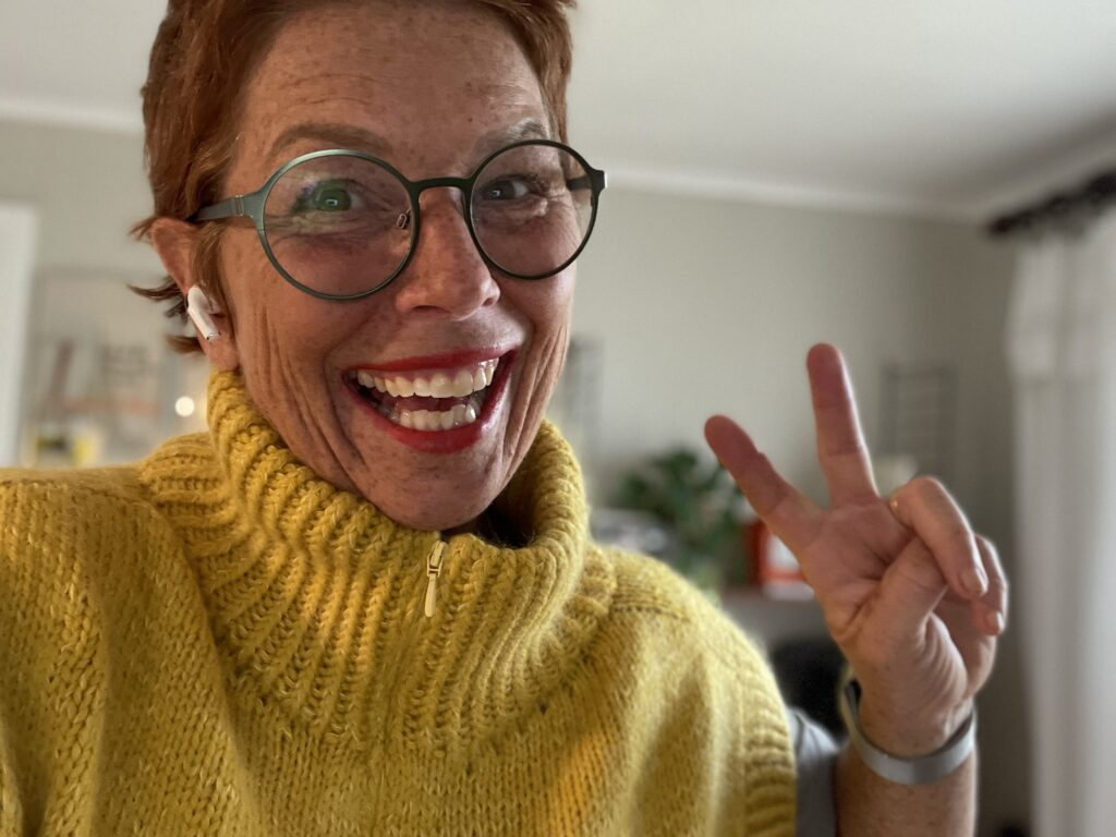Hälsoprogrammet Glad fri stark, Malin Lundskog, hälsa